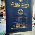Sampul Raport K13 Padang