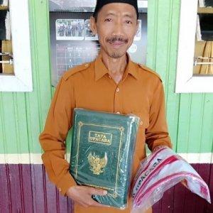 Costumer Map Upacara MI AS'Adiyah Kalimantan Utara