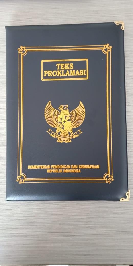 Map Teks Proklamasi
