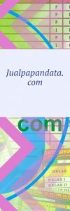 jual papan data