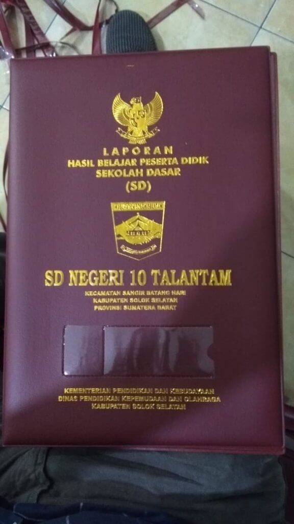 map raport sdn 10 talantam