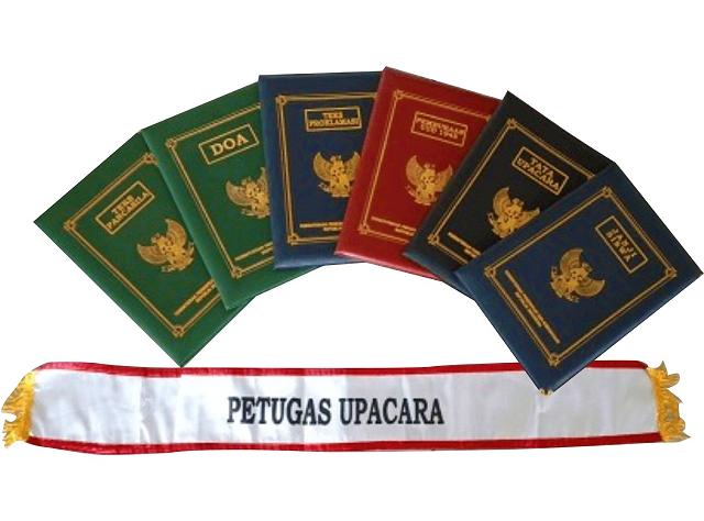 Map Upacara