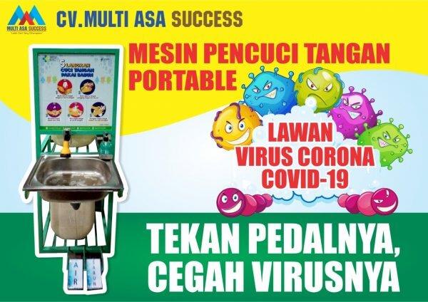 Mesin Cuci Tangan Portable Medan