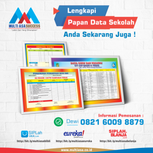 papan data 2 multi asa