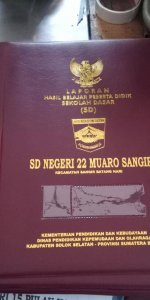 map raport sdn 22 muaro sangir